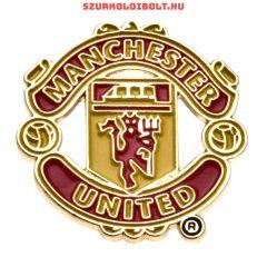 Manchester United kitűző / jelvény / nyakkendőtű (vörös címer) eredeti klubtermék!!!