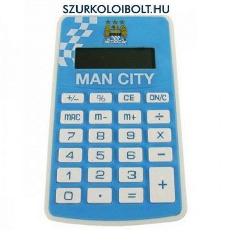 Manchester City számológép (eredeti, hivatalos klubtermék)