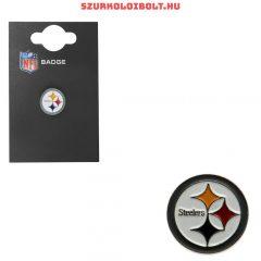 Pittsburgh Steelers kitűző / jelvény / nyakkendőtű - eredeti Steelers klubtermék!!!