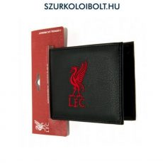 Liverpool  FC bőr pénztárca - eredeti, liszenszelt Liverpool  FC klubtermék!!!