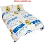 Real Madrid CF - kétszemélyes szurkolói ágynemű garnitúra / szett franciaágyra