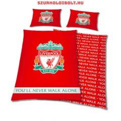 Liverpool FC szurkolói ágynemű garnitúra / szett (bulls eye)