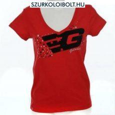 Golddigga top (piros)