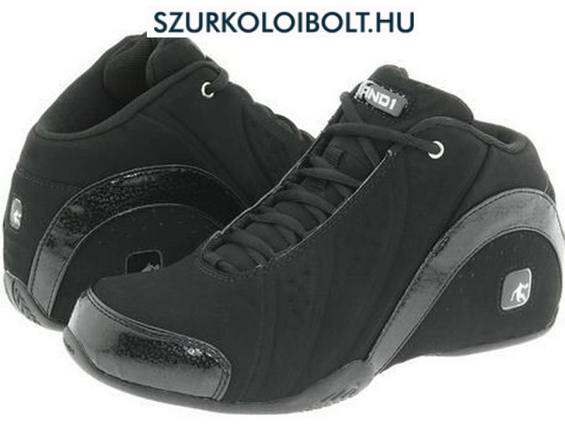 And1 cipő - Rocket Mid Black Nubuck - kosarascipő (fekete) basketball shoes  - kosaras AND1 cipő 62015dc748