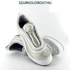 Nike AIR Plata  - légtalpas Nike air sportcipő (ezüst)