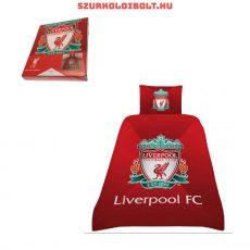 Liverpool szurkolói ágynemű garnitúra / szett - hivatalos klubtermék