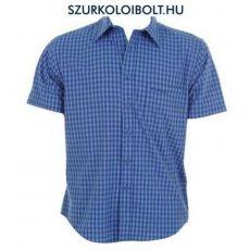 Pierre Cardin ing (kék, kockás)
