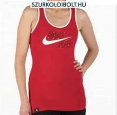 Nike Womens női top (piros)