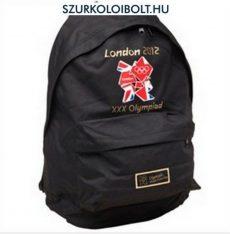 London 2012 olimpia hivatalos hátitáska / hátizsák (fekete)