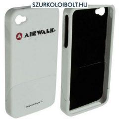 Airwalk Iphone 4G tok - kétrészes ütésálló I-Phone tok 4G típushoz (fehér)