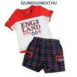 England 1966 póló + nadrág baba szett