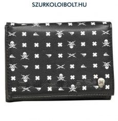 Quicksilver PU férfi pénztárca (fekete)