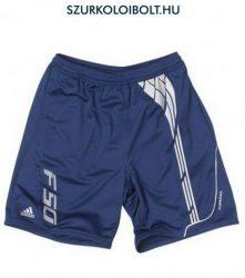 Adidas F50 rövidradrág Junior short - sötétkék gyerek rövidnadrág (iskola cucc)