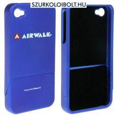 Airwalk Iphone 4G tok - kétrészes ütésálló IPhone tok 4G típushoz (kék)