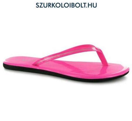 Golddigga Pat Flat flip-flop papucs (pink)