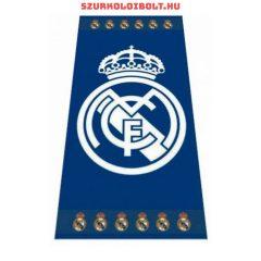 Real óriás törölköző (címer) (160x85 cm)- liszenszelt  szurkolói klubtermék!