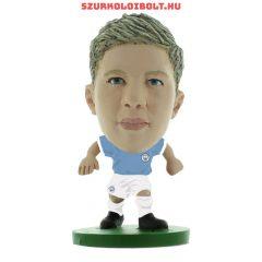 Manchester City De Bruyne SoccerStarz figura - a csapat hivatalos mezében