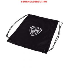 DVTK Diósgyőr tornazsák - hivatalos DVTK Diósgyőr szurkolói termék (fekete)