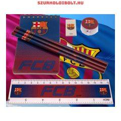 FC Barcelona 5 darabos iskolai szett - eredeti, liszenszelt klubtermék!
