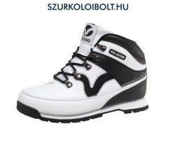 Lonsdale Benn cipő (fehér sötétkék) akciós Lonsdale cipő webshop