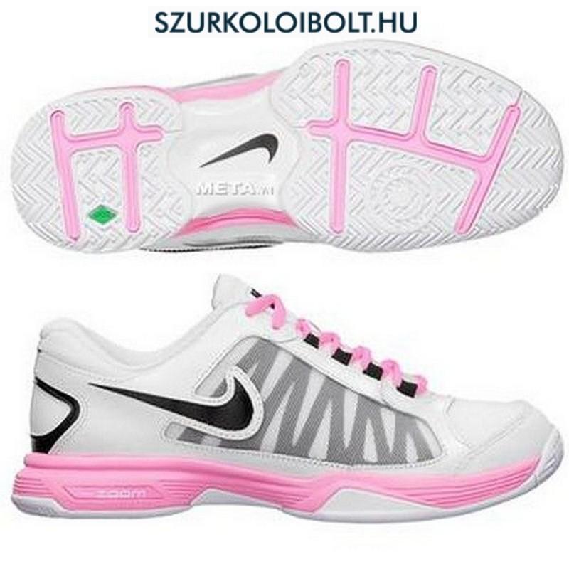 d46ed914ca10 WMNS Nike Zoom Courtlite 3 - fehér-pink női sportcipő (38-39 méretekben)