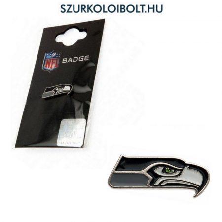 Seattle Seahawks kitűző - hivatalos NFL kitűző - eredeti klubtermék!