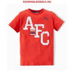 Arsenal hivatalos szurkolói póló  - eredeti klubtermék