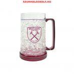 West Ham United fagyasztható söröskorsó - eredeti klubtermék