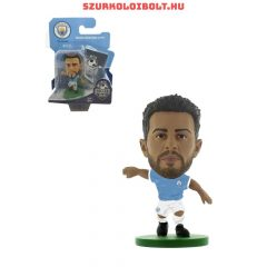 Manchester City Bernardo Silva SoccerStarz figura - a csapat hivatalos mezében