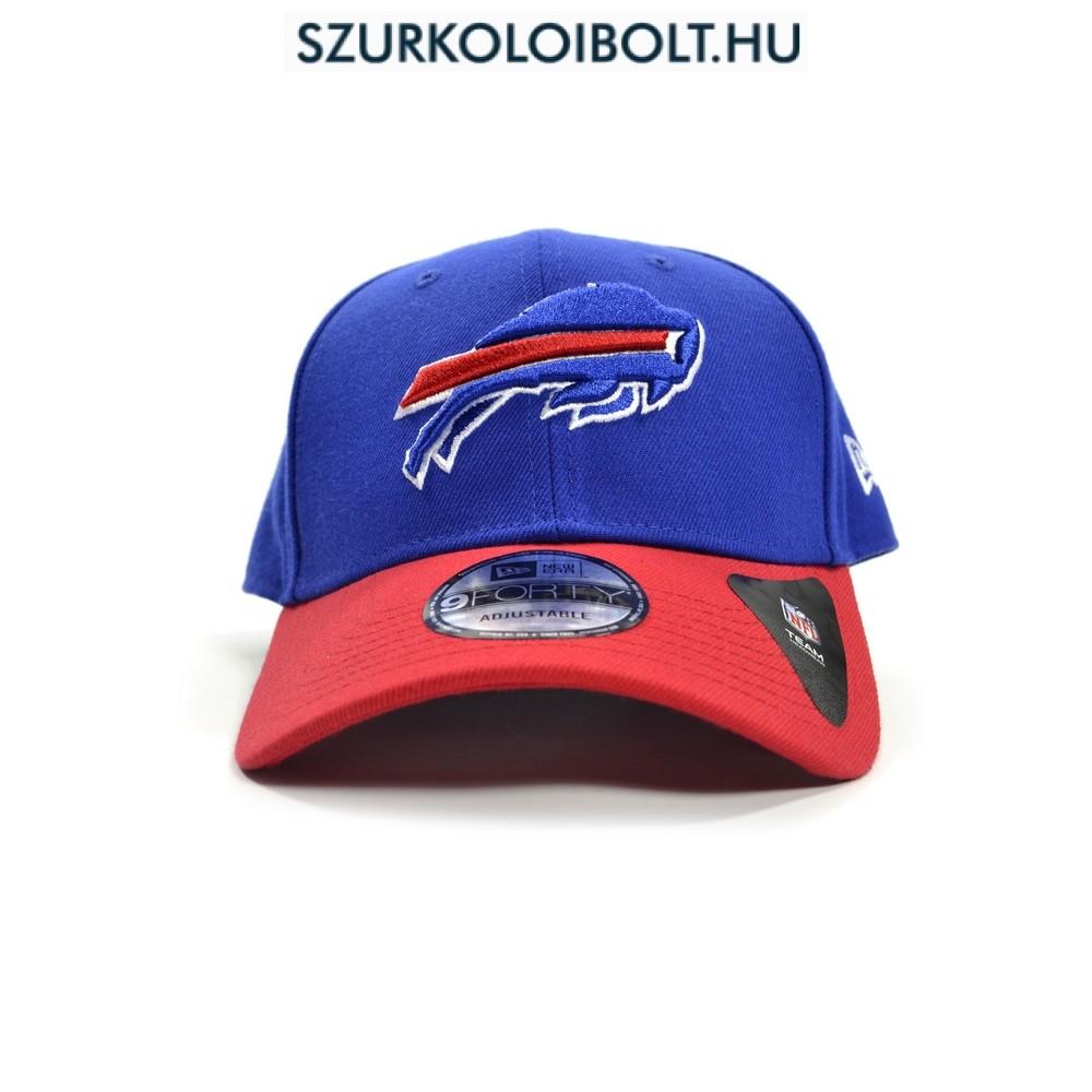 Buffalo Bills New Era baseball sapka - eredeti NFL sapka állítható  fejpánttal 8c54b605e7