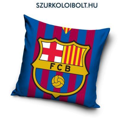 FC Barcelona díszpárna (csíkos)/ kispárna eredeti, hivatalos FCB klubtermék !!!!