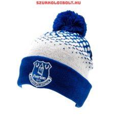 Everton F.C.kék kötött sapka - eredeti, hivatalos klubtermék!