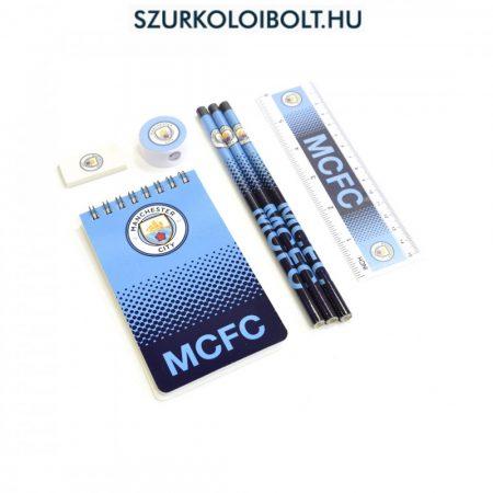 Manchester City 5 darabos iskolai szett - eredeti, liszenszelt klubtermék!