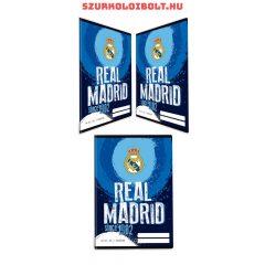 Real Madrid vonalas A/5-ös füzet  (1. osztályosoknak, 1432)