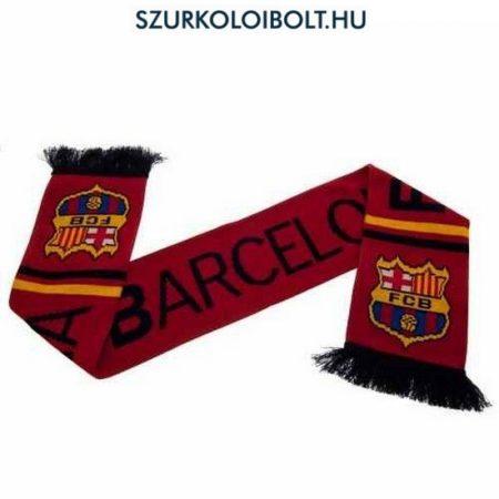 FCB Barcelona Spain sál -   hivatalos szurkolói sál (kétoldalas)