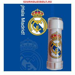 Real Madrid buborékfújó,  a csapat logójával