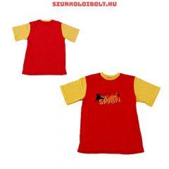 Spanyol póló -  szurkolói póló (piros)