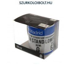 Real Madrid  bögre (feliratos) - hivatalos klubtermék