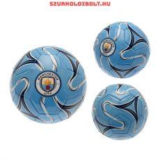 Manchester City szurkolói focilabda (5-ös, normál méretben)- Tökéletes focis ajándék