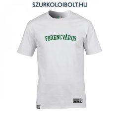 Ferencváros póló - Ferencváros szurkolói póló (fehér)