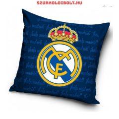 Real Madrid kispárna  - eredeti, hivatalos klubtermék! (kék-logó)