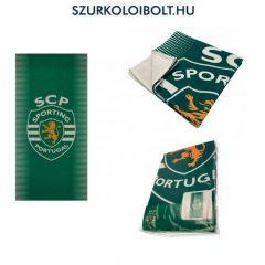 Sporting Lisszabon óriás törölköző (átlós)- eredeti szurkolói termék!