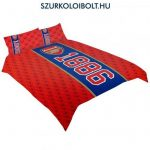 Arsenal FC - kétszemélyes szurkolói ágynemű garnitúra / szett franciaágyra (kétoldalas), hivatalos szurkolói termék