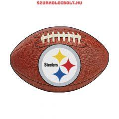 Pittsburgh Steelers szőnyeg (labda design) - hivatalos Pittsburgh Steelers szurkolói termék