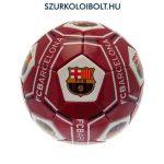 FC Barcelona Logo szurkolói labda - normál (5-ös méretű) FC Barcelona címeres focilabda, hivatalos klubtermék