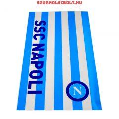 SSC Napoli törölköző címerrel (mikroszálas) (170x90)  - liszenszelt  szurkolói klubtermék!