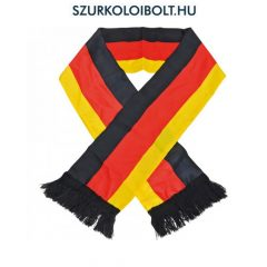 Hajrá Németország kétoldalas sál ( Német válogatott Nemzeti színű szurkolói sál) Hajrá Németország!