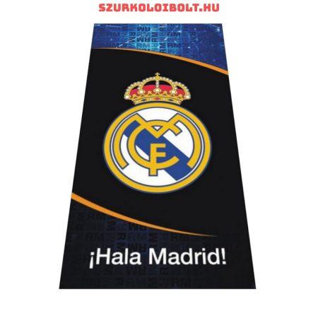 Real óriás törölköző (Hala Madrid) - liszenszelt  szurkolói klubtermék!