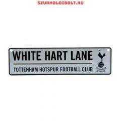 Tottenham Hotspur FC öntapadós ablak tábla