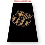 FC Barcelona  szurkolói törölköző - liszenszelt FC Barcelona szurkolói ajándék